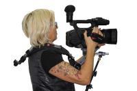 Artikelfoto 22 DVTEC EXtreme EngRig DeLuxe - Schulterstütze Sondermodell DVX200