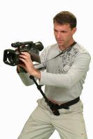 Artikelfoto 33 DVTEC JuniorRig - gefederte Kamerastütze Bauchstütze