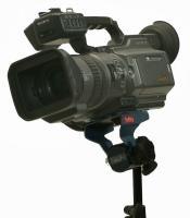 Artikelfoto 44 DVTEC JuniorRig - gefederte Kamerastütze Bauchstütze