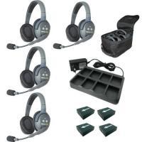 Artikelfoto 11 EARTEC Wireless Intercom UltraLITE HD Double für 4 Personen HeadSets UL4D-HD