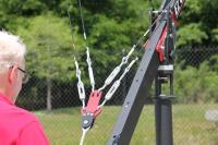 Artikelfoto 22 EZFX EZ Crane 7.3 Meter mit Monitorhalter Transporttaschen Pedestal und Remotehead RPT15