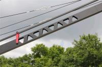 Artikelfoto 33 EZFX EZ Crane 7.3 Meter mit Monitorhalter Transporttaschen Pedestal und Remotehead RPT15