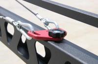 Artikelfoto 88 EZFX EZ Crane 7.3 Meter mit Monitorhalter Transporttaschen Pedestal und Remotehead RPT15