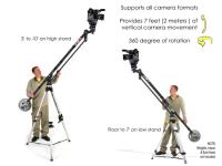 Artikelfoto 22 EZFX EZ JIB Kamerakran für Kameras bis 23Kg