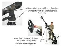 Artikelfoto 44 EZFX EZ JIB Kamerakran für Kameras bis 23Kg