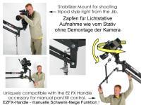 Artikelfoto 55 EZFX EZ JIB Kamerakran für Kameras bis 23Kg