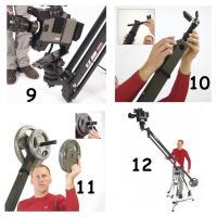 Artikelfoto 1010 EZFX EZ JIB Kamerakran für Kameras bis 23Kg