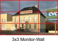 Artikelfoto 33 FineVideo VideoWall Matrix FV1x10 mit 10 HDMI Ausgängen