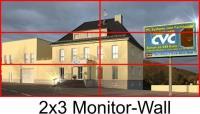 Artikelfoto 66 FineVideo VideoWall Matrix FV1x10 mit 10 HDMI Ausgängen