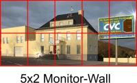 Artikelfoto 88 FineVideo VideoWall Matrix FV1x10 mit 10 HDMI Ausgängen