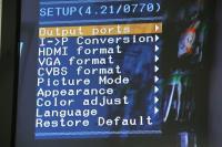 Artikelfoto 55 Konverter 3G SDI nach HDMI VGA und FBAS mit Skalierung