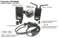 Artikelfoto 33 FineVideo drahtlose HDMI Übertragung bis 100 Meter FW10058A in Echtzeit