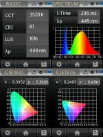 Artikelfoto 55 FineVideo LED Flächenleuchte 5400K LED500AVL LCD Touch dimmbar 2er SET mit Stativ und Taschen
