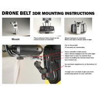 Artikelfoto 88 Hoodman Hüftgürtel für Drohnensteuerung HDB3DR