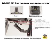 Artikelfoto 55 Hoodman Hüftgürtel für Drohnensteuerung DJI Cendence - HDBDJIC