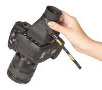 Artikelfoto 66 Hoodman CH32 - Hoodloupe 3.2 Compact - Sucheraufsatz für Kameras