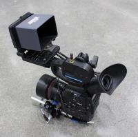 Artikelfoto 22 Hoodman HC300 LCD Sonnenblende Blendschutz für Canon C300 C500