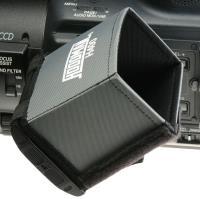 Artikelfoto 11 Hoodman H-400 LCD Sonnenblende Blendschutz für LCD Monitore und Kamerasucher