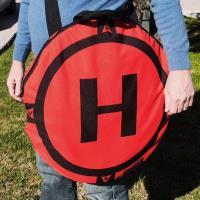 Artikelfoto 33 Hoodman Startplatz HDLP für Drohnen wie DJI Mavic GoPro Karma