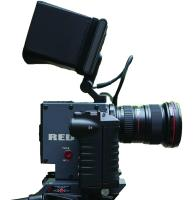 Artikelfoto 33 Hoodman HRT5 LCD Sonnenblende Blendschutz für RED 5 Zoll Touch Monitor