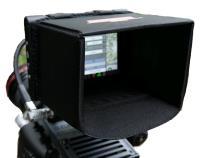 Artikelfoto 22 Hoodman HRT5 LCD Sonnenblende Blendschutz für RED 5 Zoll Touch Monitor