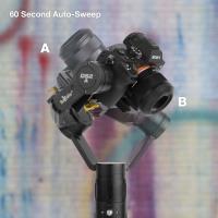 Artikelfoto 66 3 Achsen GIMBAL für DSLR Kameras IKAN DS2-A bis 1.8 Kg