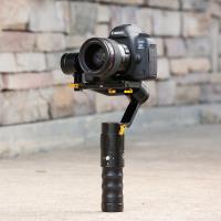 Artikelfoto 88 3 Achsen GIMBAL für DSLR Kameras IKAN DS2-A bis 1.8 Kg