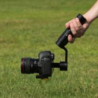 Artikelfoto 99 3 Achsen GIMBAL für DSLR Kameras IKAN DS2-A bis 1.8 Kg