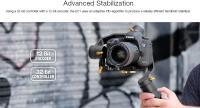 Artikelfoto 44 3 Achsen GIMBAL für DSLR Kameras IKAN EC1 Modell 2017
