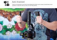 Artikelfoto 77 3 Achsen GIMBAL für DSLR Kameras IKAN EC1 Modell 2017