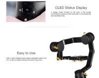 Artikelfoto 99 3 Achsen GIMBAL für DSLR Kameras IKAN EC1 Modell 2017