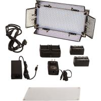 Artikelfoto 55 IKAN Lichtset mit 2 x IB508-v2 Bi-color LED Studio Licht