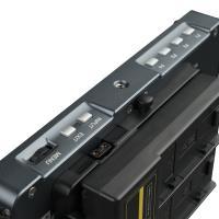Artikelfoto 1010 IKAN SAGA SX7 7 Zoll High Brightness Monitor HDMI und 3G-SDI