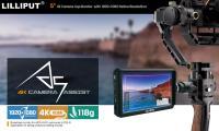 Artikelfoto 88 Lilliput A5 4K fähiger HDMI Monitor 5 Zoll mit Full HD Panel