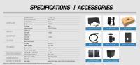 Artikelfoto 77 Lilliput A8S 4K fähiger SDI HDMI Monitor 8.9 Zoll