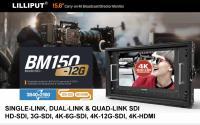 Artikelfoto 99 Lilliput 15.6 Zoll 12G-SDI 4K Monitor 3840x2160 Pixel 50Hz BM150-12G