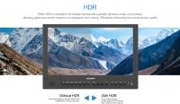 Artikelfoto 33 Lilliput 15.6 Zoll 4K HDR Monitor BM150-4KS