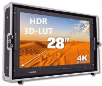 Artikelfoto 11 Lilliput 28 Zoll 4K HDR Monitor mit HDMI SDI VGA bis 3840x2160 50Hz BM280-4KS