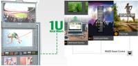 Artikelfoto 55 Lilliput RM-0208S 8 x 2 Zoll Monitor als Rackmount 19 Zoll