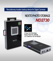 Artikelfoto 11 Festplatte Nextodi ND2730 USB eSATA mobiler Foto Video Speicher