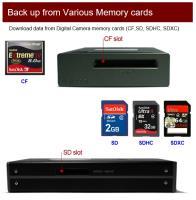 Artikelfoto 22 Festplatte Nextodi ND2730 USB eSATA mobiler Foto Video Speicher