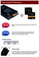 Artikelfoto 44 Festplatte Nextodi ND2730 USB eSATA mobiler Foto Video Speicher