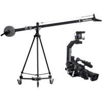 Artikelfoto 11 VariZoom VZSNAPCRANE9-100 KameraKran 3 Meter mit RemoteHead