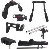 Artikelfoto 1010 VariZoom VZSTINGRAY - Schulterstütze für DSLR Kameras