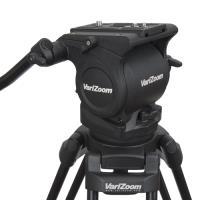 Artikelfoto 55 VariZoom VZTKC100C Videostativ mit Fluid Kopf bis 11Kg Kamera