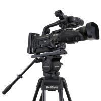 Artikelfoto 88 VariZoom VZTKC100C Videostativ mit Fluid Kopf bis 11Kg Kamera