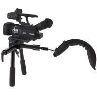 Artikelfoto 22 VariZoom VZDVTRAVELER Schulterstütze für Kameras bis etwa 3.2 Kg