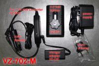 Artikelfoto 55 VariZoom VZ702M AkkuSystem für 12 Volt Monitore