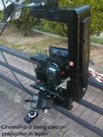 Artikelfoto 2424 VariZoom VZCINEMAPRO-JR-K1 Remote Head mit Wheels