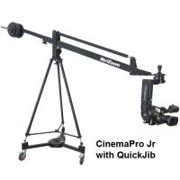 Artikelfoto 2424 VariZoom VZCINEMAPRO-JR-K2 Remote Head mit PanBar
